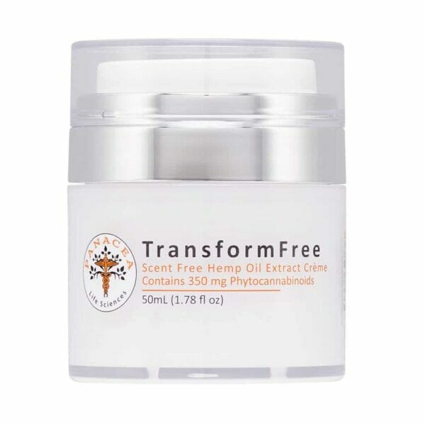 THC-Free CBD Face Cream