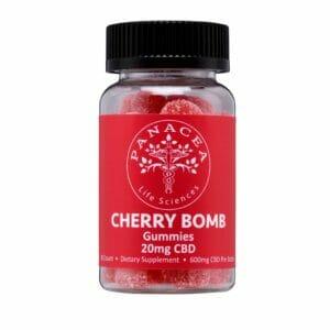 Cherry Bomb Gummies