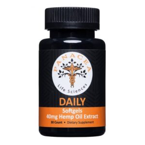 Daily CBD Softgels