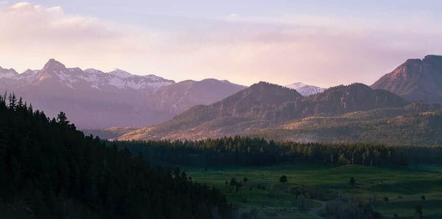 Colorado Mountains photo