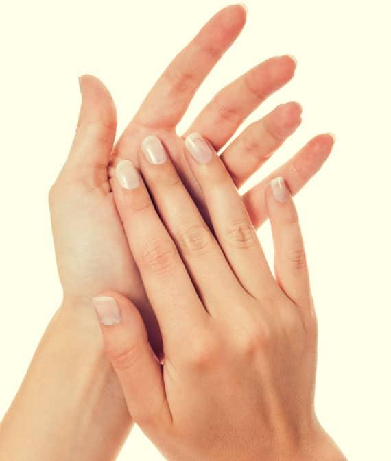 clean hands
