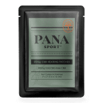 Pana Sport Heating Patch 20mg front label