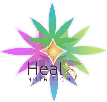 Heal X Nutrition Logo